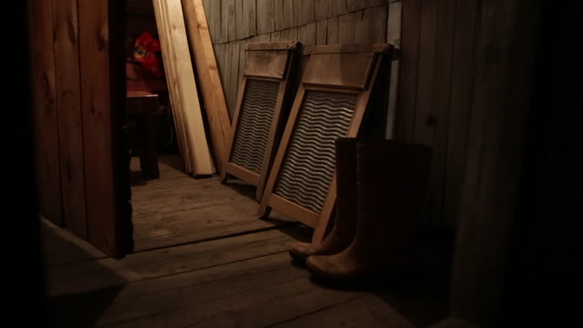 Traditional Russian Sauna and washing boards | Shutterstock HD Video #29736652