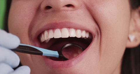 Spanish Dentist Stock Video Footage - 4K and HD Video Clips