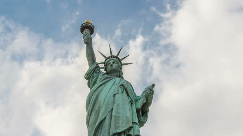 Statue of Liberty in New York City | Shutterstock HD Video #2999632