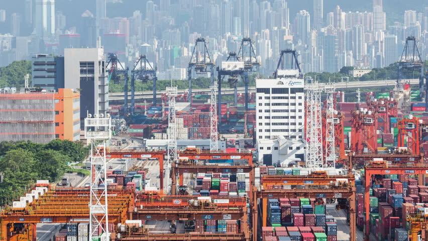 """Résultat de recherche d'images pour """"shanghai city, port, port activity, port, containers, hong kong city, china, 2016, 2017"""""""