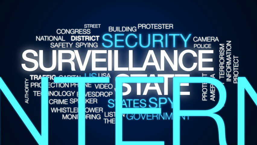 Surveillance State Animated Word Cloud, Stock Footage Video (100%  Royalty-free) 30318862 | Shutterstock