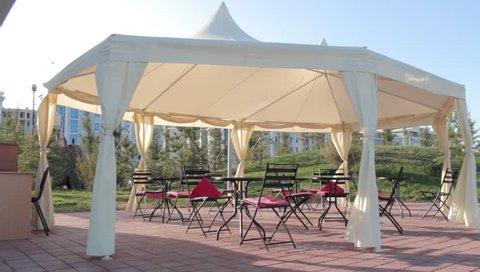 Tent or gazebo
