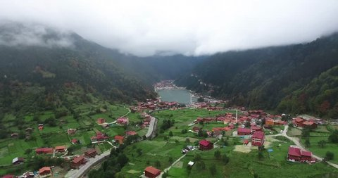 Uzungöl is a lake situated to the south of the city of Trabzon, in the Çaykara district of Trabzon Province, Turkey.