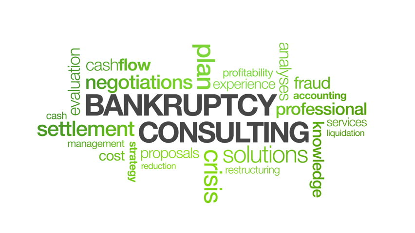 Bankruptcy Consulting | Shutterstock HD Video #3113806