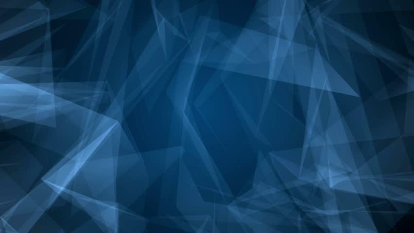Animated ice background