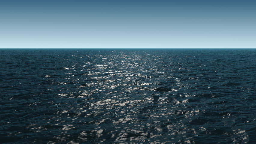 This photo-real rendering of an ocean flyover scene is appropriate for a myriad of uses, from a background for your titles and graphics to CGI composites. #31219252