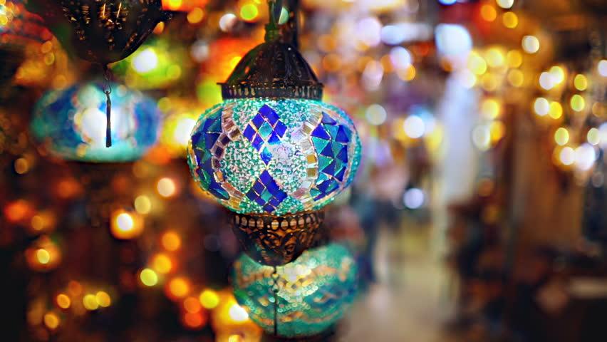 Famous Grand Bazar shop in Istanbul Turkey   Shutterstock HD Video #31229722