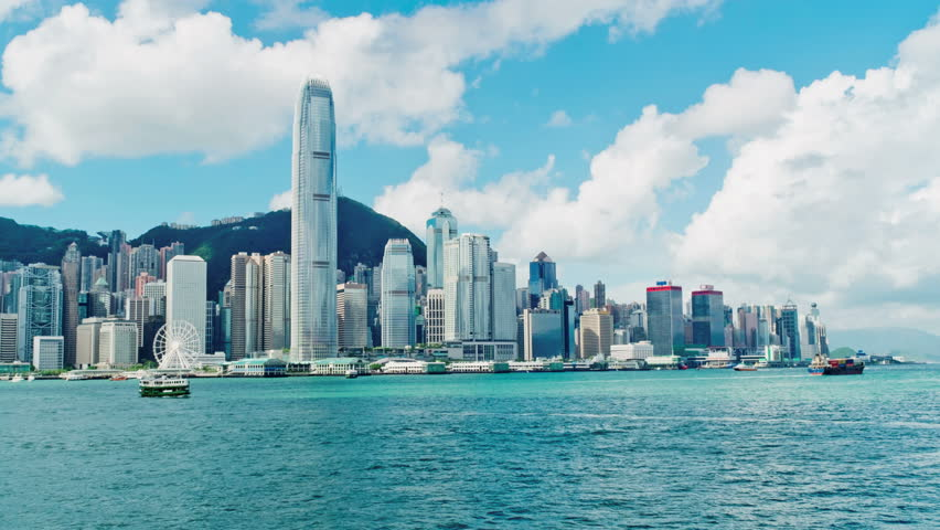 Hong Kong City. Timelapse | Shutterstock HD Video #31556770