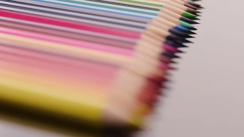 Color pencils | Shutterstock HD Video #31599832