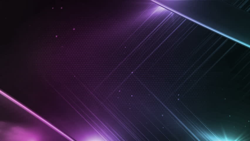 Modern Edge 3 Purple Blue Stock Footage Video 100 Royalty Free