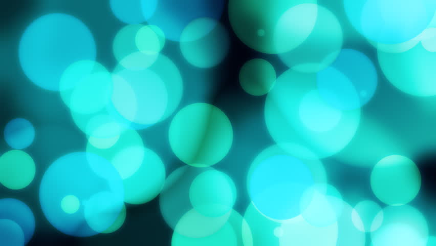 Blue And White Bokeh Background Stock Footage Video 3665912 ...