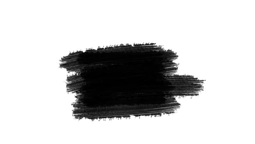 Painting Black Brush Grunge background for titles or other your text with alpha channel. Watercolor Retro art Vintage Abstract background. Hand drawn Texture | Shutterstock HD Video #31728922