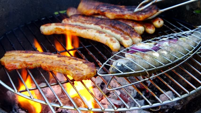 Barbecue  | Shutterstock HD Video #3179152