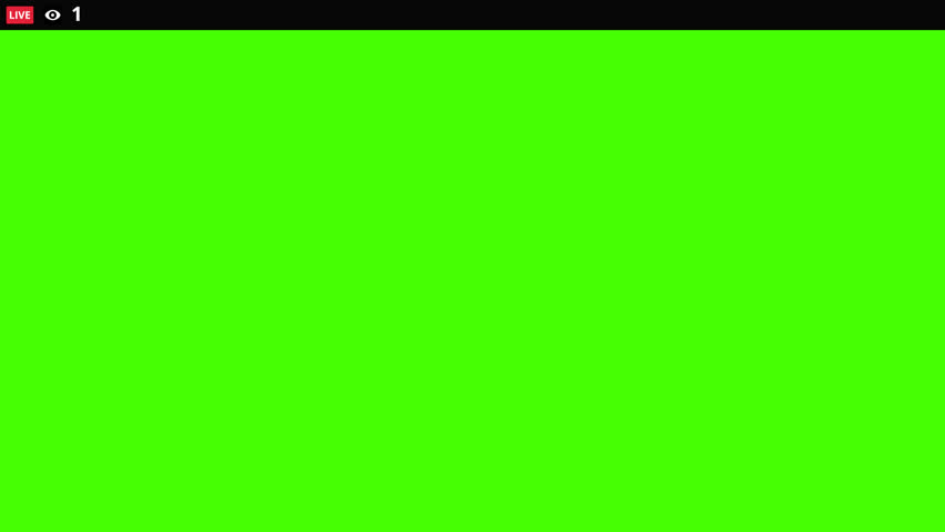 4k video with key green screen by show counter quickly increasing to 1 billion views for social marketing and business uses   Shutterstock HD Video #32073442
