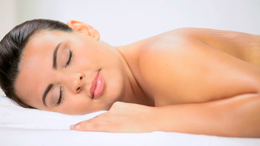 Body to body massage clips