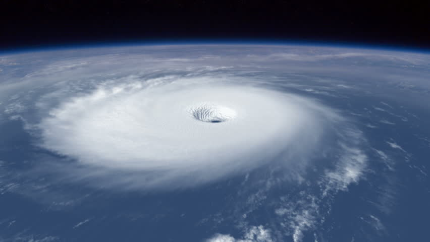 Hurricane: Over the Eye