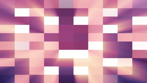 abstract pixel block moving animation light background - New quality universal motion dynamic animated retro vintage colorful joyful dance music video footage