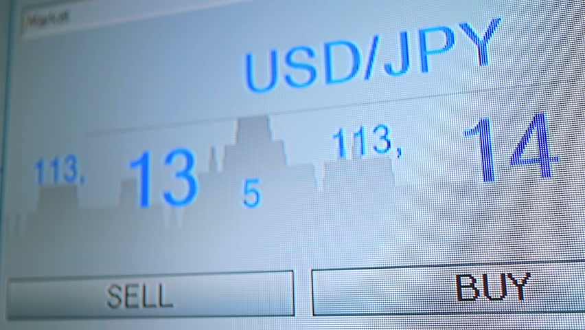 USD/JPY. Exchange online quotes. Crypto currency. The flow of economic data. Financial concept. Financial market's beauty. Loss and profit. Mining process visualization. Full hd video. | Shutterstock HD Video #32485822