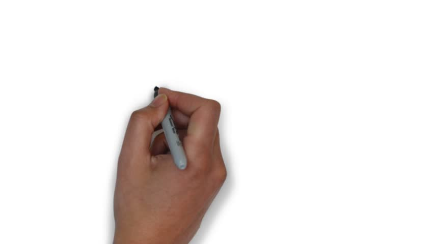 House, whiteboard animation of house, drawing a house