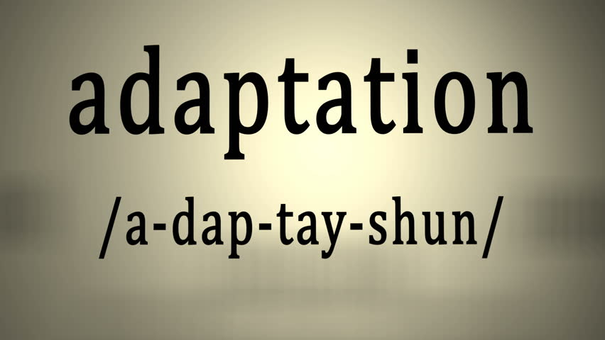 Header of adaptation