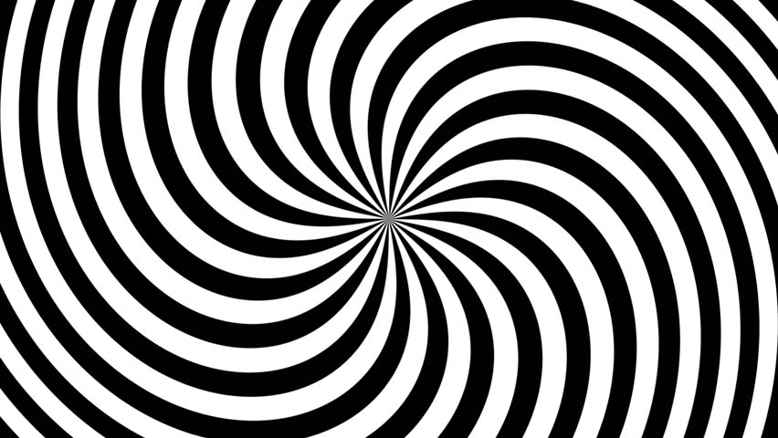 A spinning hypnotic abstract spiral loop | Shutterstock HD Video #32807752