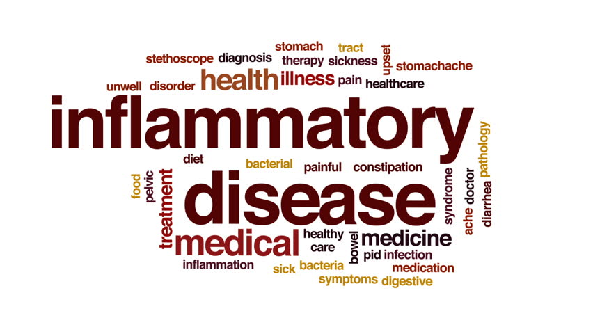 Header of inflammatory disease