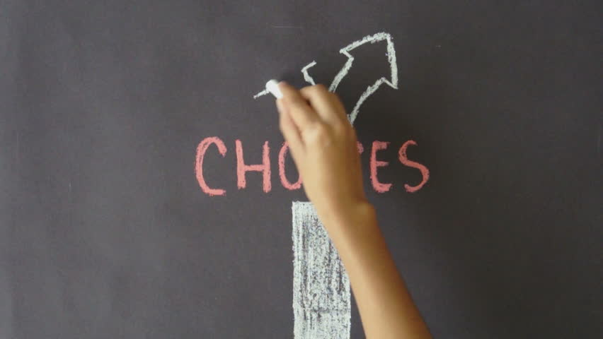 Header of chalk