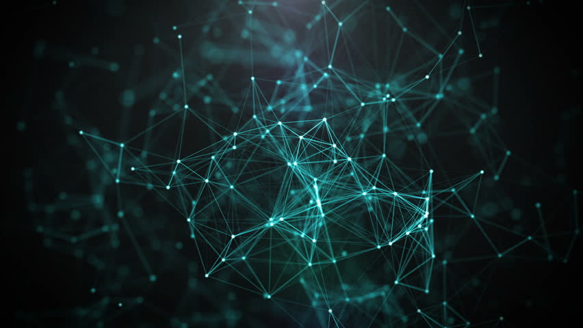 Abstract networking, Connection concept. | Shutterstock HD Video #32967292