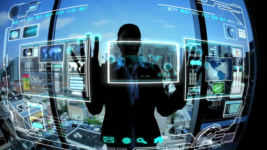technology stock footage video shutterstock