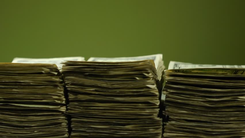 Money Grow & Shrink Timelapse