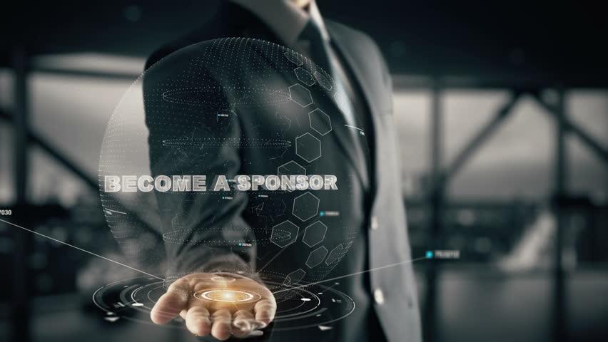 Header of sponsor