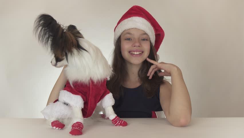 Teenage girl santa costumes, betty paige naked having sex
