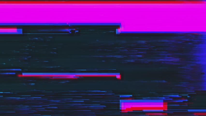 Unique Design Abstract Digital Animation Pixel Noise Glitch Error Video Damage | Shutterstock HD Video #33613042