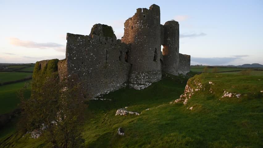Castle Roche i Co. Louth - Ireland | Shutterstock HD Video #33752542