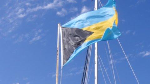 Bahamas Flag Pole