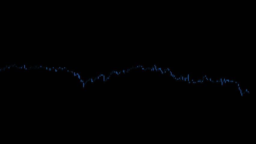 Timelapse stock market data on LED display concept.   Shutterstock HD Video #33920824