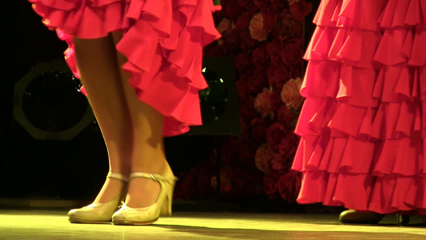 Spain - flamenco dance