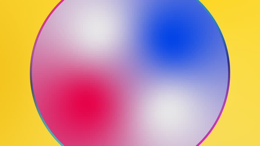 Color spectrum background with gradient effect. Optical illusion with dynamic rotation with white red blue color scale. Visual magic modern medium speed animation. Magic techno effect. | Shutterstock HD Video #34141162