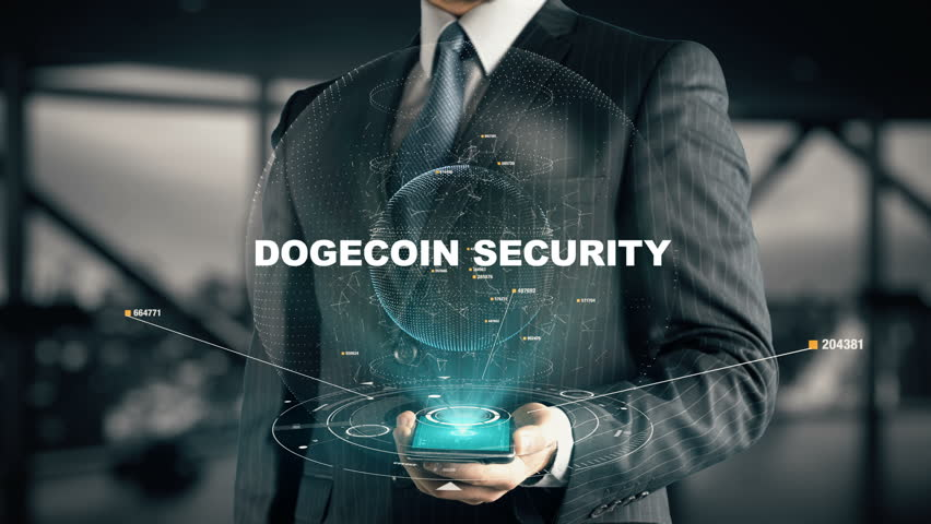 Businessman with Dogecoin Security Hologram Stock Footage Video (100%  Royalty-free) 34251082 | Shutterstock
