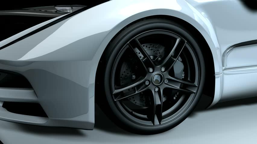Sport Auto | Shutterstock HD Video #3437072