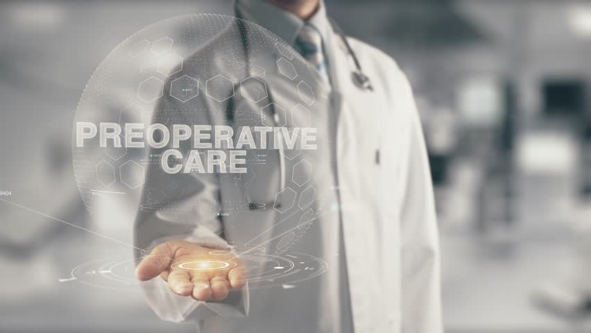 Header of preoperative