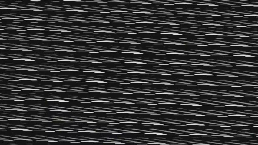 Analog Abstract Video Signal Noise FeedBack Manipulation | Shutterstock HD Video #34874542
