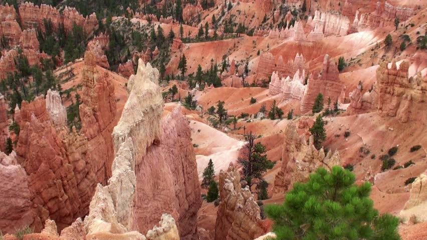 Bryce Canyon National Park. Utah, USA.