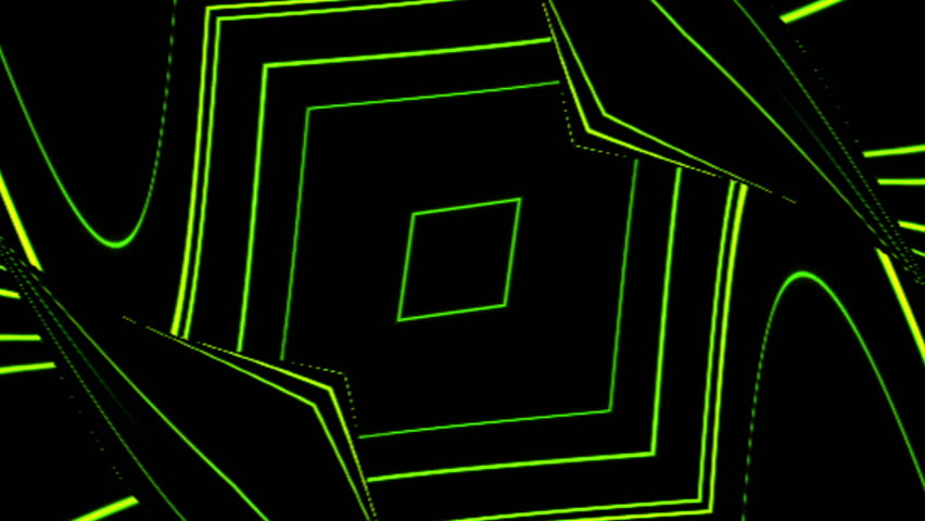 Animated abstract, futuristic lines digital background, HD 1080p, loop.   Shutterstock HD Video #3568952