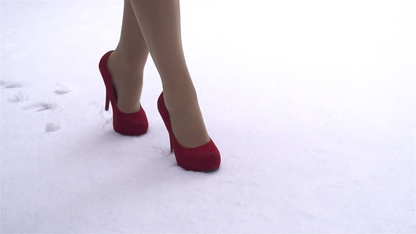 ce67e8033b1 Slow Motion: Woman in Red Stock Footage Video (100% Royalty-free) 3580952 |  Shutterstock