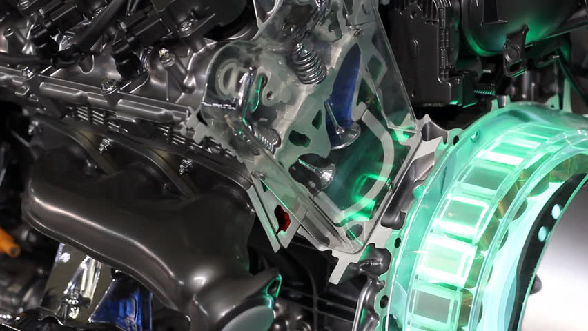 car hybrid engine