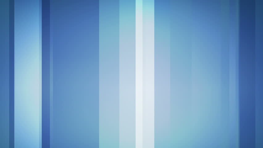 Blubar - Moving Blue Stripes Video Background Loop /// Slowly moving bars - a classical video background loop! Nice gradients and shades in a blueish environment.