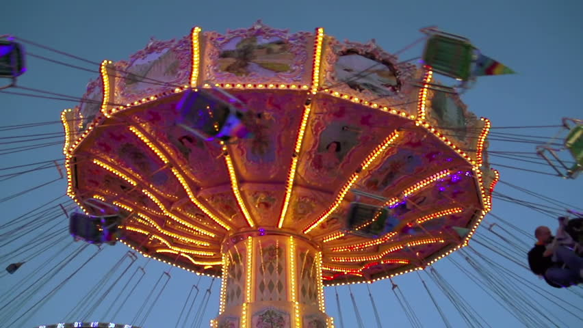 Header of funfair