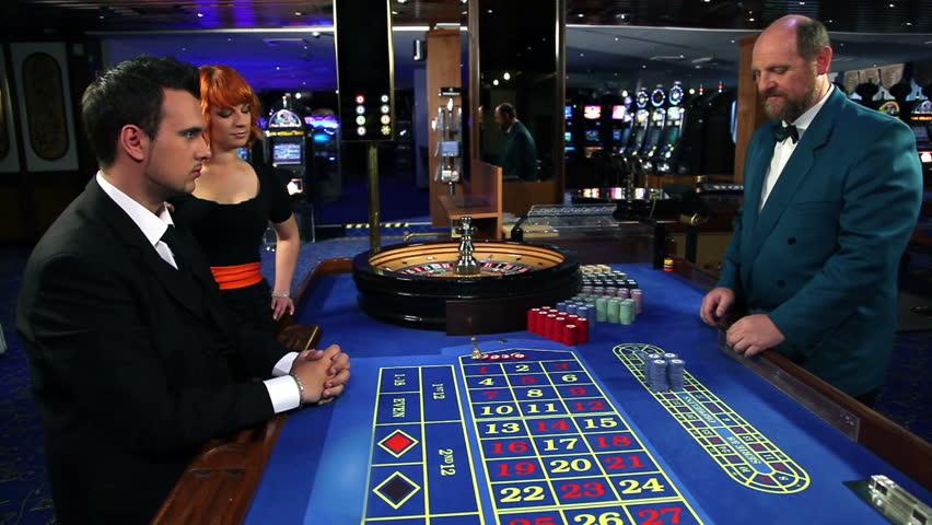 Winning in casino   Shutterstock HD Video #3859562