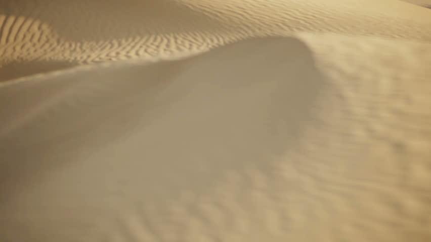 1920x1080 hidef, hdv - Sand dune in the desert
